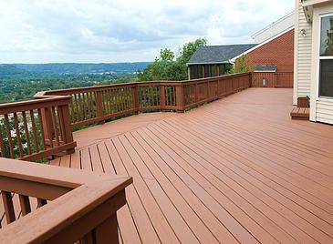 Deck Refinishing Contractor Serving Connecticut