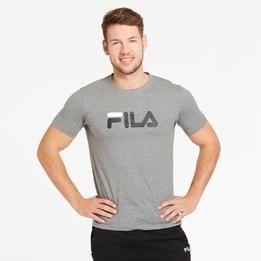 FILA EAGLE Camiseta Gris Hombre | Camiseta gris hombre ...