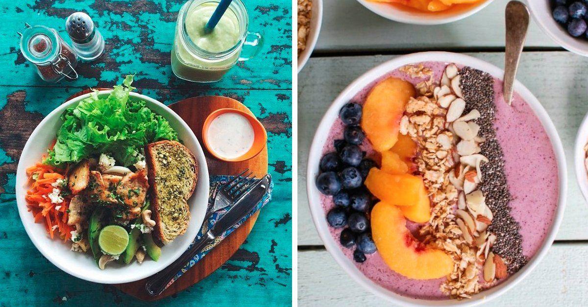 Pin En Desayunos Balanceados