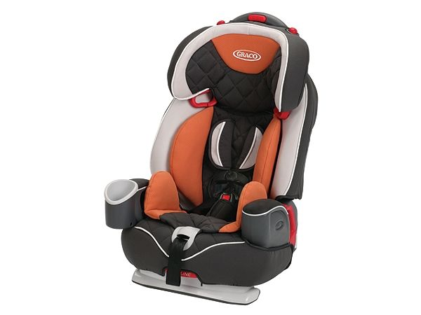 Gracos Nautilus Elite 3 In 1 Car Seat Tangerine Transitions From A
