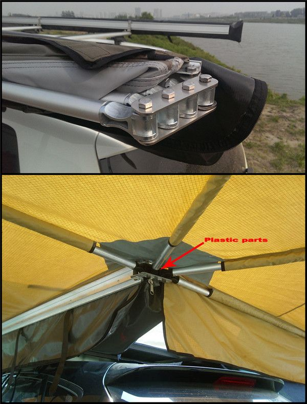 Diy Roof Top Tent Diy Awning Off Road Car Roof Awning