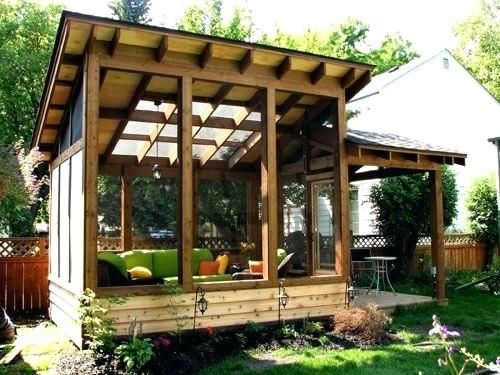 Do It Yourself Home Design: Do It Yourself Screen Porch Kits Screen Room Kits Unique