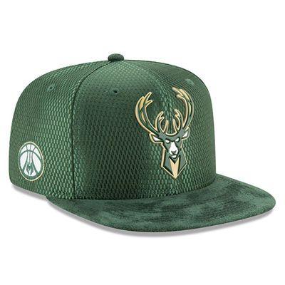 NBA 2019 DRAFT Milwaukee Bucks New Era 9Twenty Cap