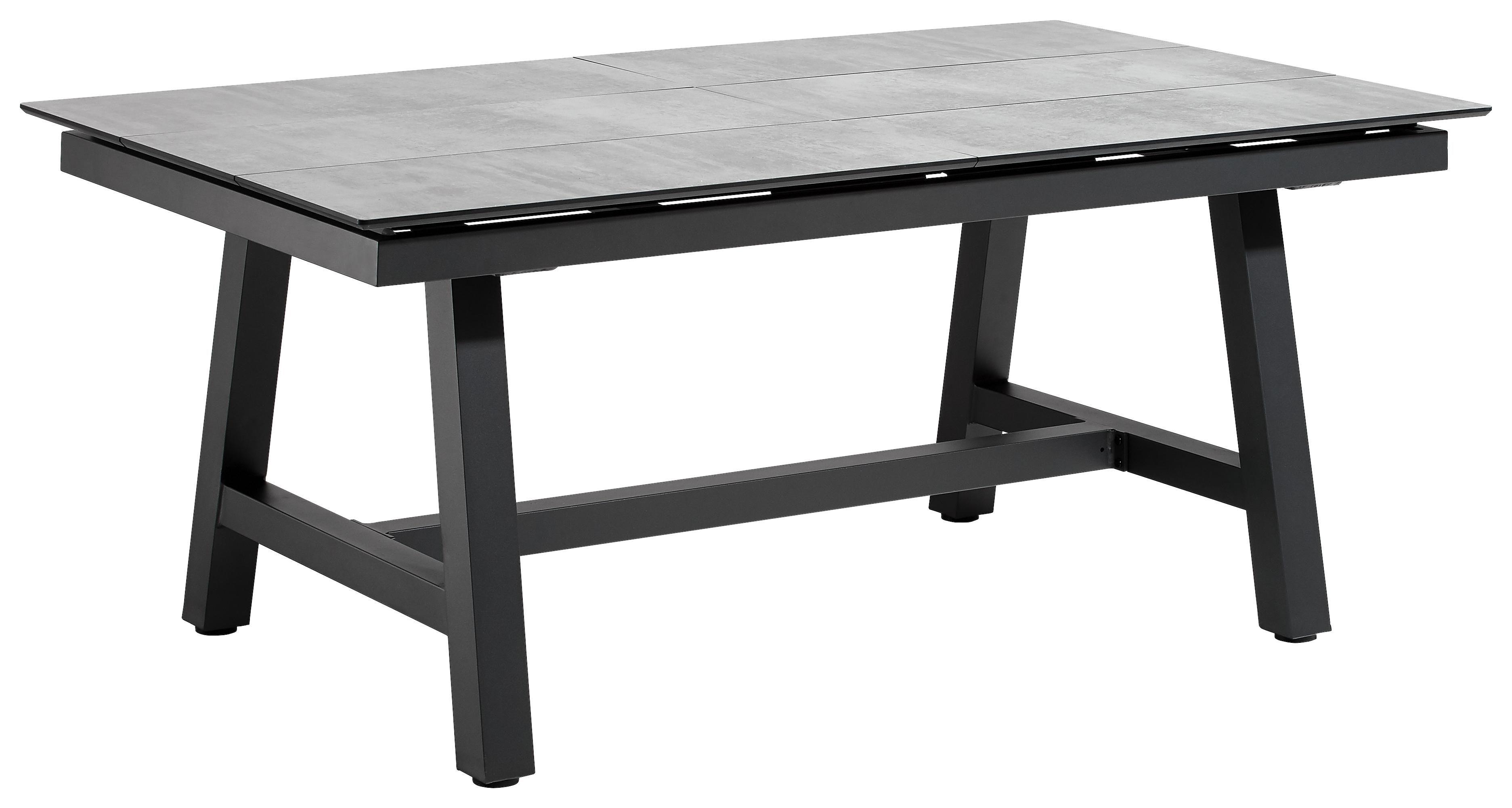 Loungetisch Ausziehbar Mit Alu Gestell Shoppen Lounge Tisch Gartentisch Lounge