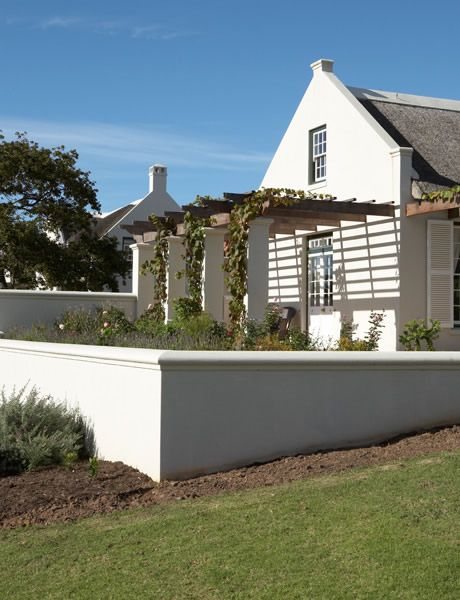 Simon Mccullagh Architects Cape Dutch House