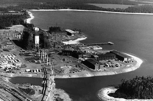 the future from the 1960s   Orlando, Florida - in the late 1960s construction began on the shores ... - It's a Disney World