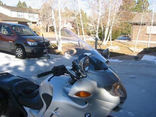 BMW R1150RT / R1100RT Windshield Motorcycle windshields