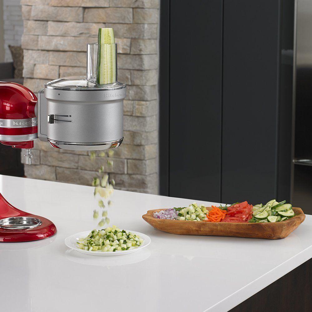 0b7a95a92b8bc4d42d1a44beadda3ca3 Kitchenaid Food Processor Attachment Including Dicing Kit
