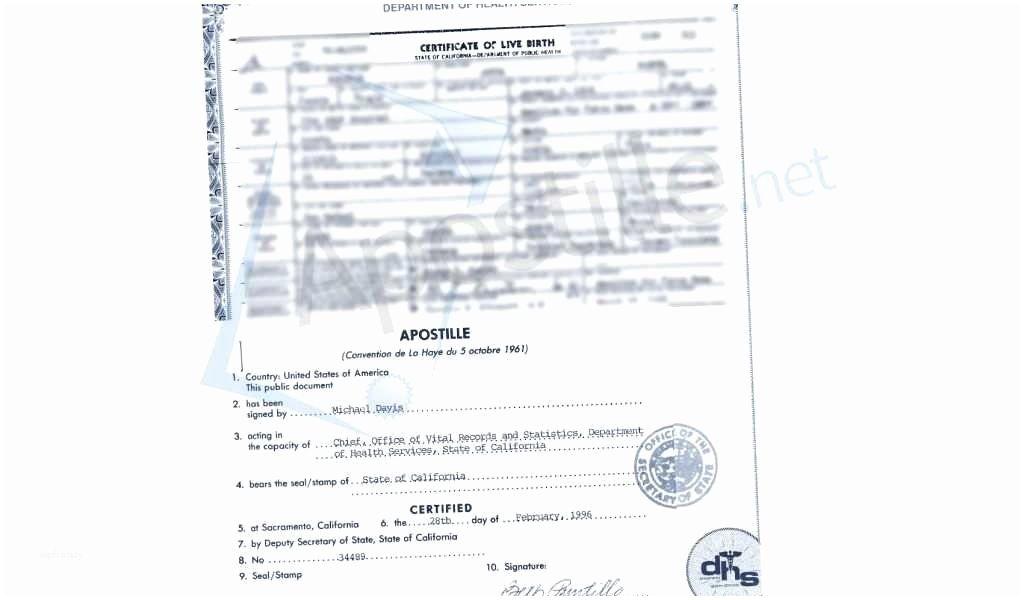 California Birth Certificate Online New Birth Certificate California