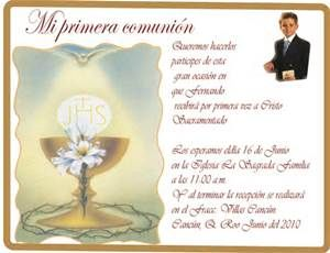 Que es la primera communion yahoo dating. Dating for one night.