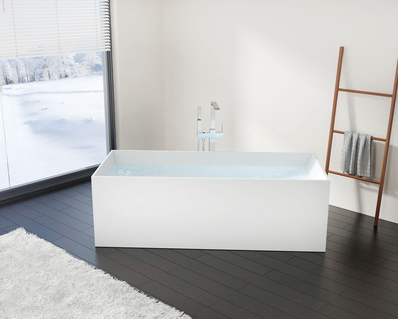 Freistehende Mineralguss Badewanne Bw 06 Badewanne Badezimmerideen Wanne