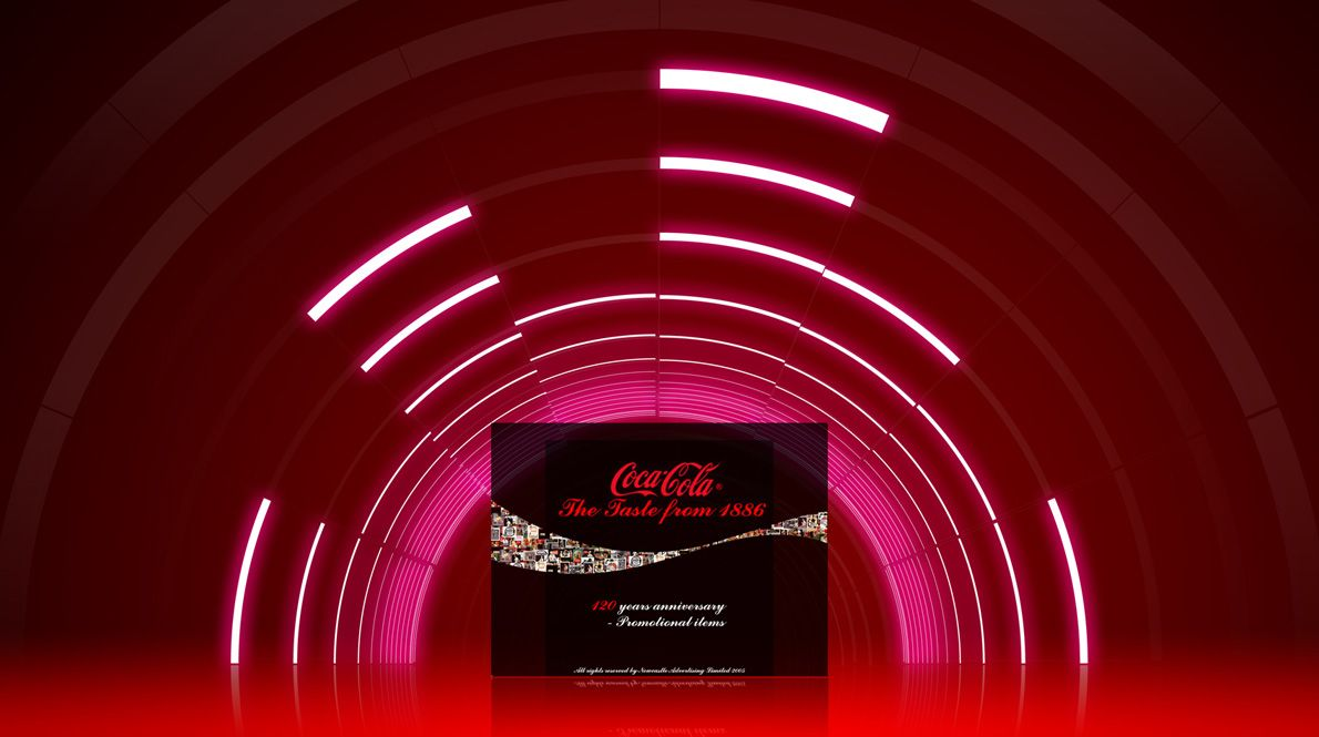 cocacola 120 years campaign concept