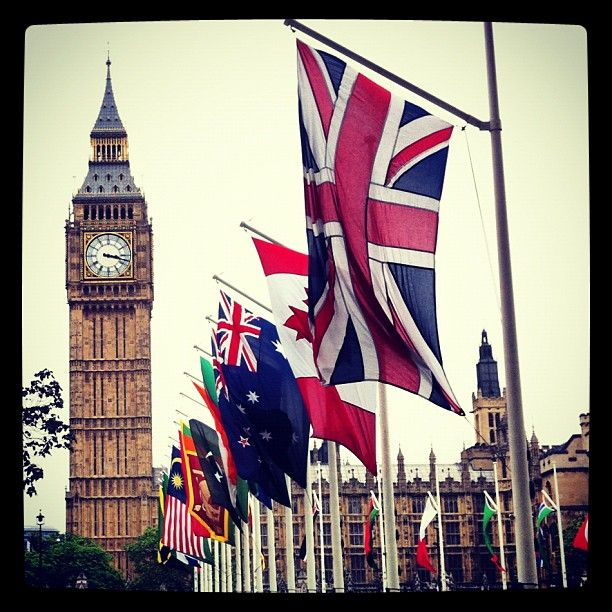 London, and the world!