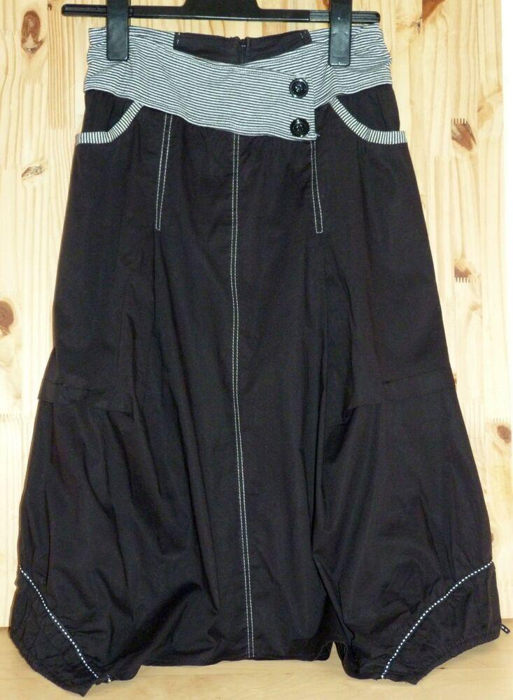 3af688ba20a4b Détails sur Jupe longue bohème noire taille 38 ou M en 2019   Ebay  Vêtements Mode Femme Homme Videdressing Vinted vintage   Gym men et Fashion