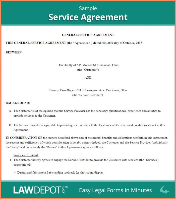 Simple Employment Agreement Check more at