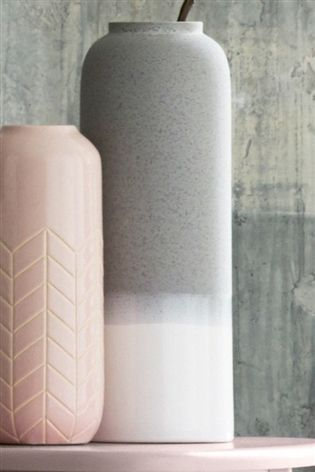 Buy Ombre Ceramic Vase From The Next Uk Online Shop Ideas For The