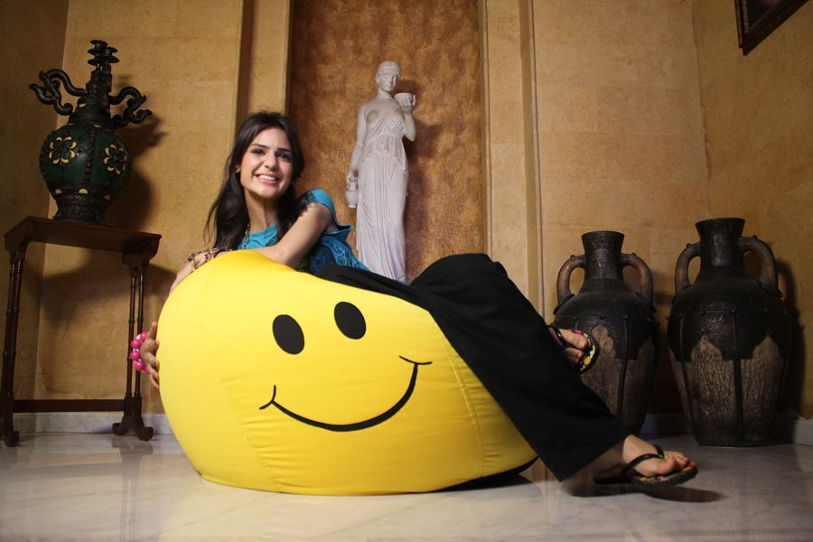 Omg I Want This Smiley Bean Bag Chair Smiley