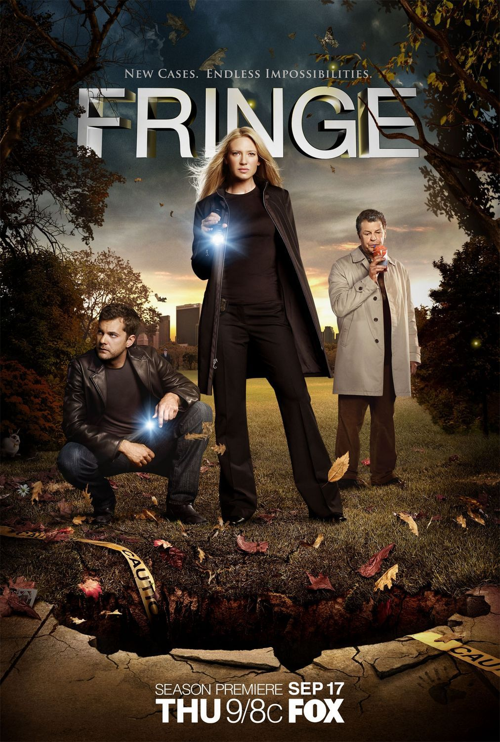 Return To The Main Poster Page For Fringe 11 Of 33 Temporadas