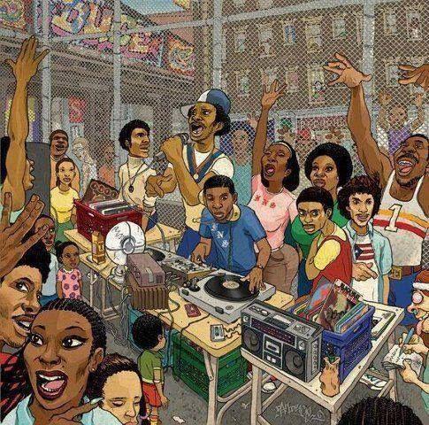 hip hop impact on society