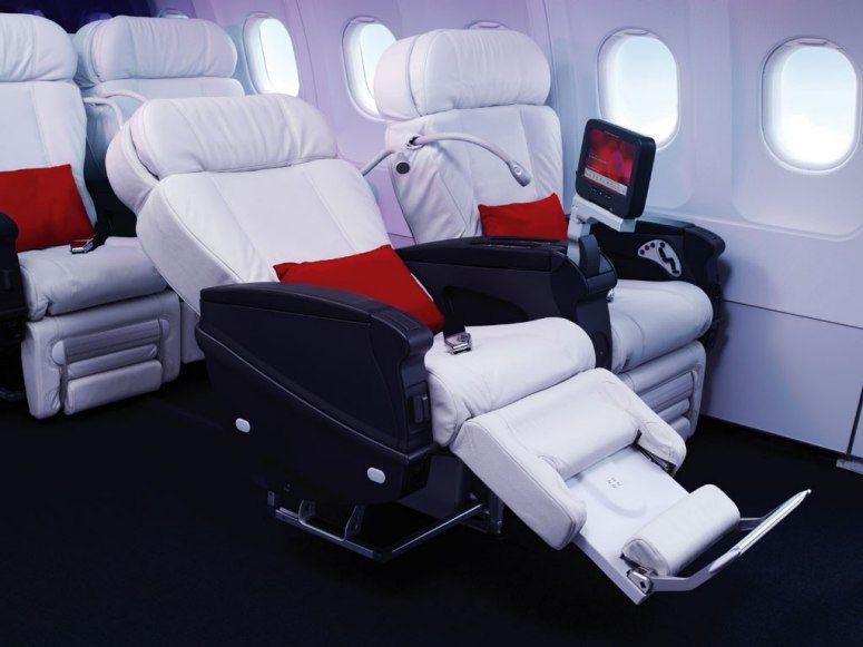 The Most Luxurious First Class Cabins Flying First Class Virgin