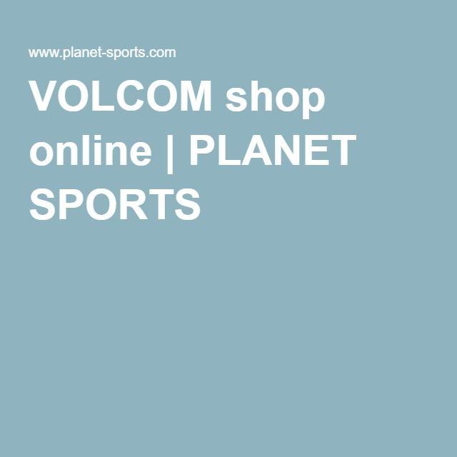 VOLCOM shop online | PLANET SPORTS