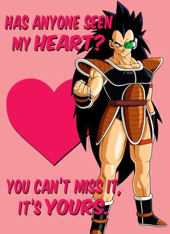 Dragon Blog Dragon Ball Valentines Day Cards Love Pinterest