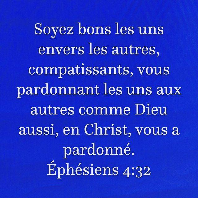 Bon Bonté Pardon Paix Amour Verset Versetdujour Bible