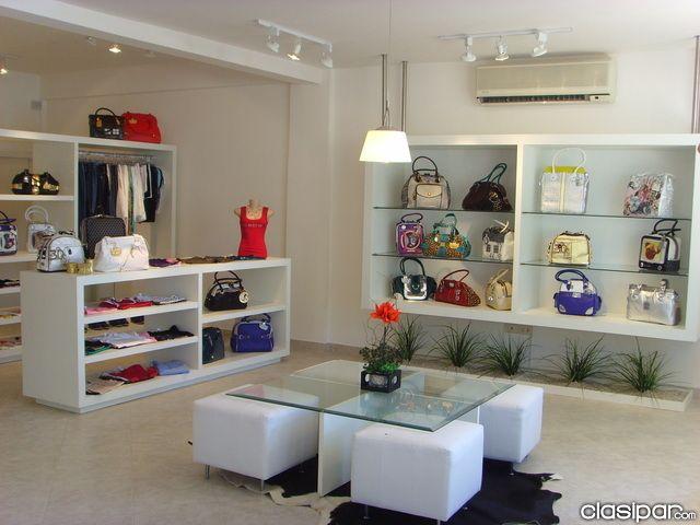 Vendo mobiliario completo para boutique estilo minimalista - Mobiliario y estilo ...