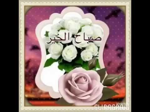 صباح الورد يا أغلى الناس فيديو للواتس Youtube Good Morning Gif Islamic Art Projects To Try