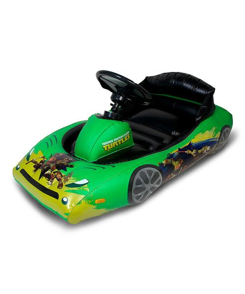 Inflatable Sports Car. Designed For IOS Racing Apps And