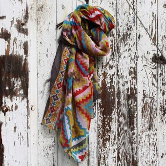 Sweet Southwest Scarf, Sweet Bohemain Jewelry & Accessories
