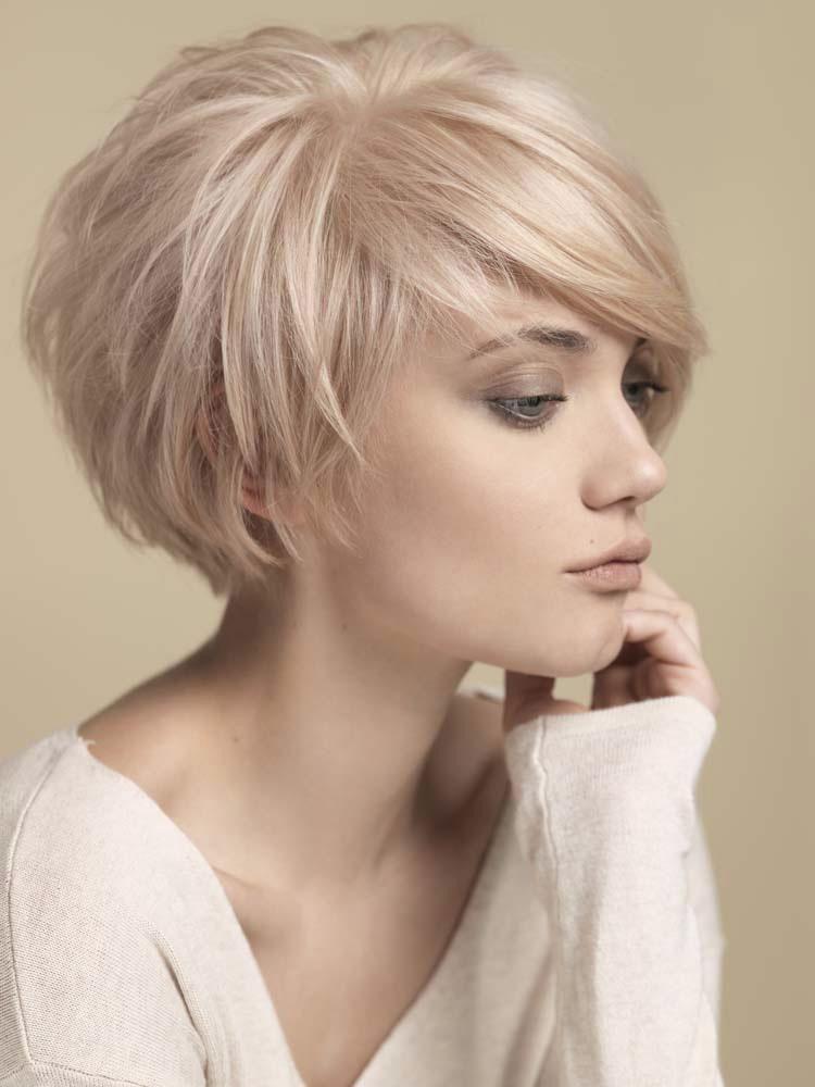 Hair Andrew Collinge Artistic Team Styling Jiv D Make up Liz - cortes de cabello corto para mujer