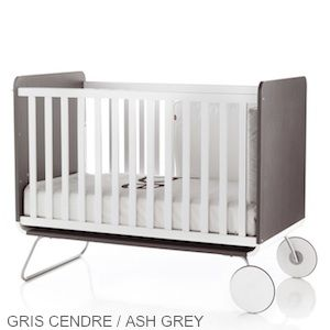 Be Be Cot Lit Bebe Evolutif Et Design Devenant Bureau With