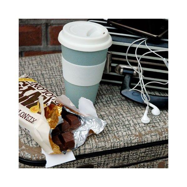 coffee to go becher aus bambusfasern und mais von zuperzozialcoffee to go becher aus. Black Bedroom Furniture Sets. Home Design Ideas