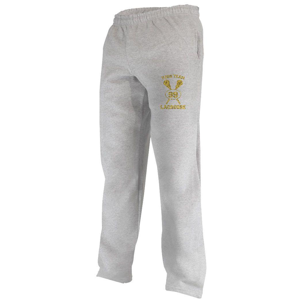 Custom Lacrosse Sweatpants