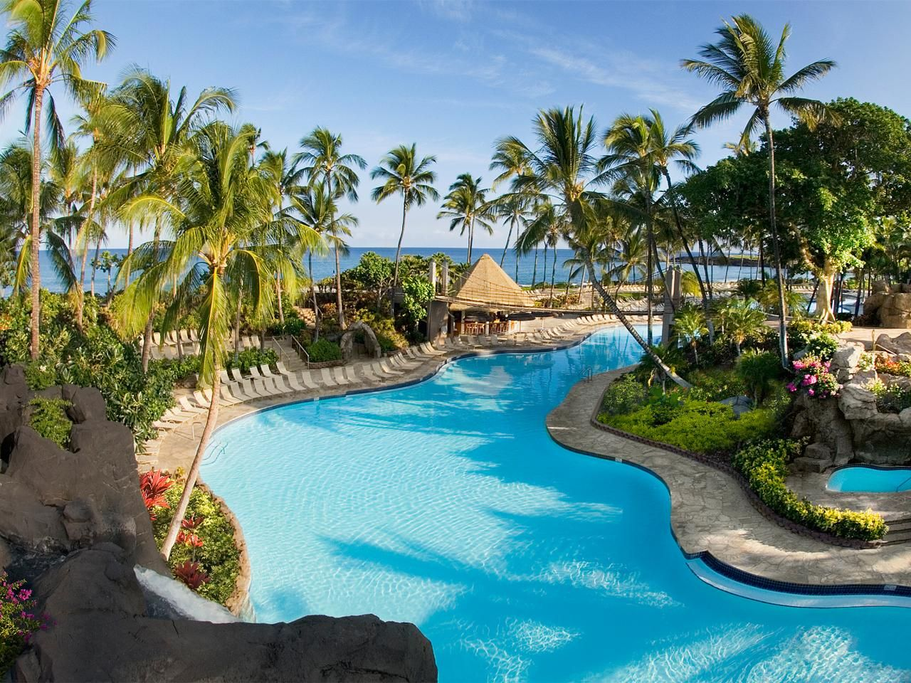 Best Hawaiian Resorts  TravelChannelcom  Hilton