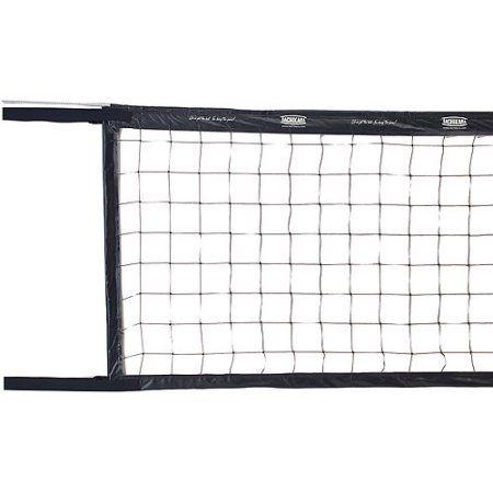 Tachikara Wallyball Net Black Walmart Com In 2020 Wallyball Baseball Field Dimensions Basketball Court Size