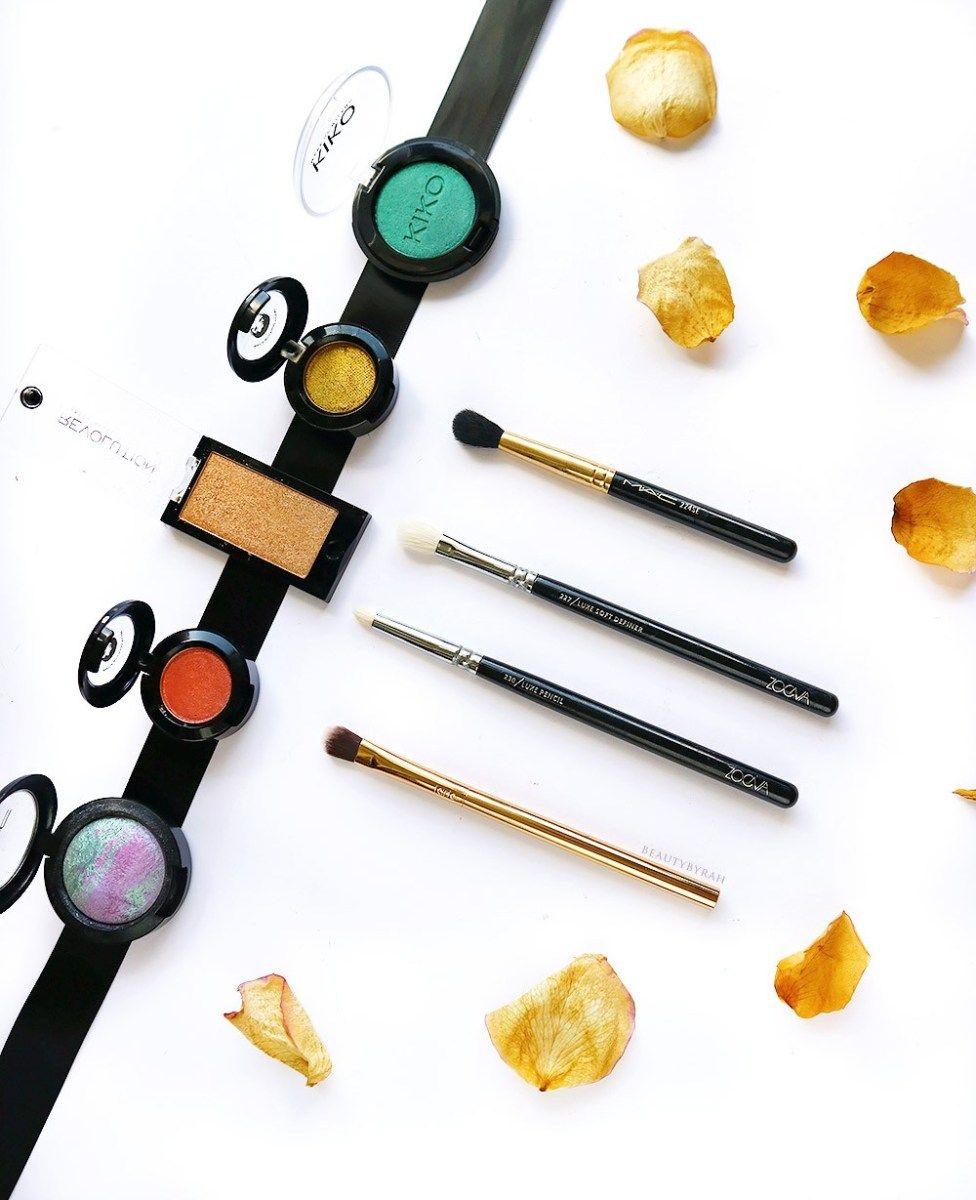 4 MustHave Eyeshadow Brushes For Beginners Eyeshadow