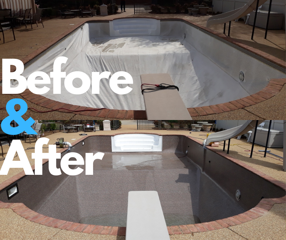 Restore your pool just in time for #NationalPoolOpeningDay ...