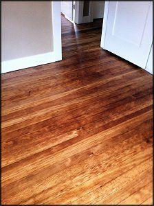 Old Fir Flooring Growth Douglas
