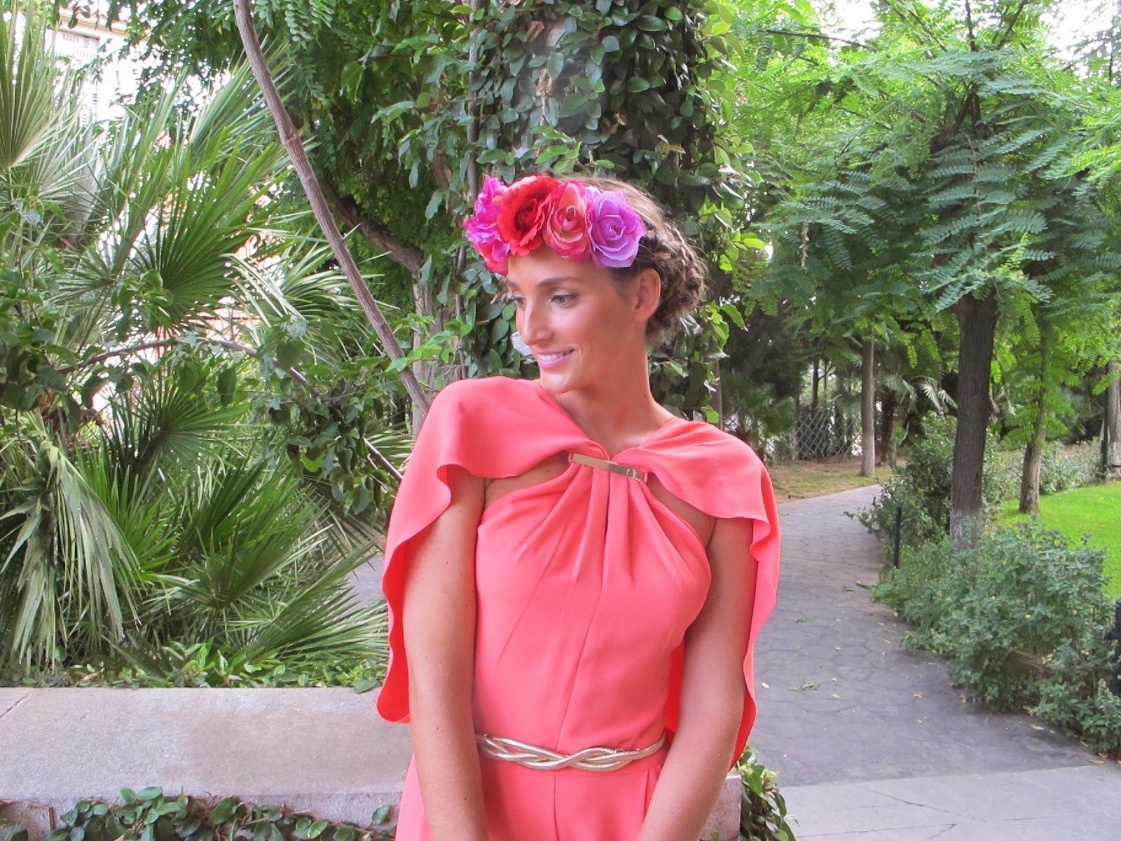 Dorable Vestidos De Novia Con Acentos De Color Rosa Modelo ...