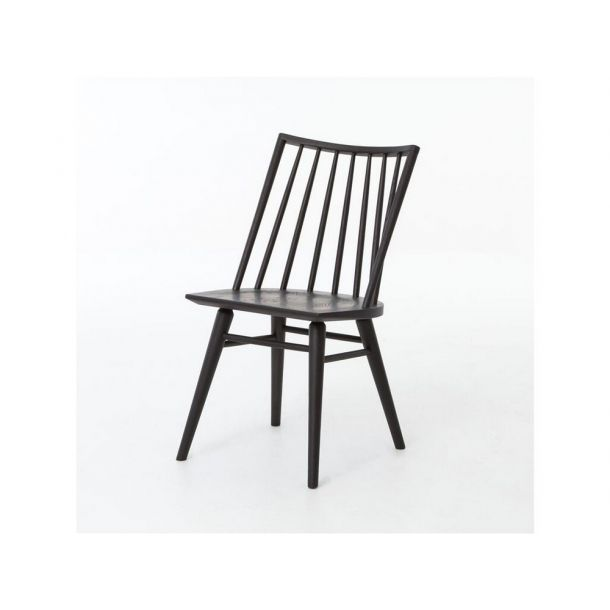 Fran Ois Chair Black Oak Windsor Dining Chairs Modern Dining