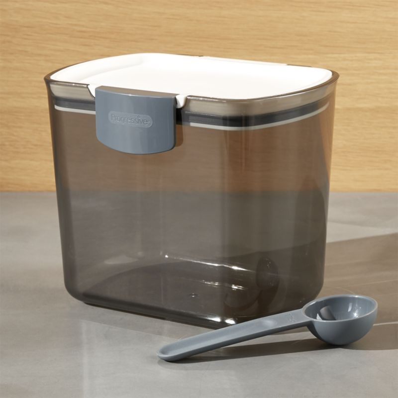 Crate Barrel Progressive ProKeeper 15 Qt Coffee Storage