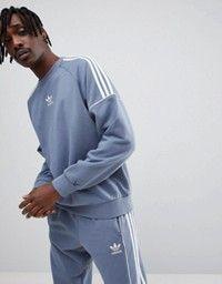Sportmen Ce1820 Sweatshirt Skateboarding Adidas In Grey Pitils YOZqxw4