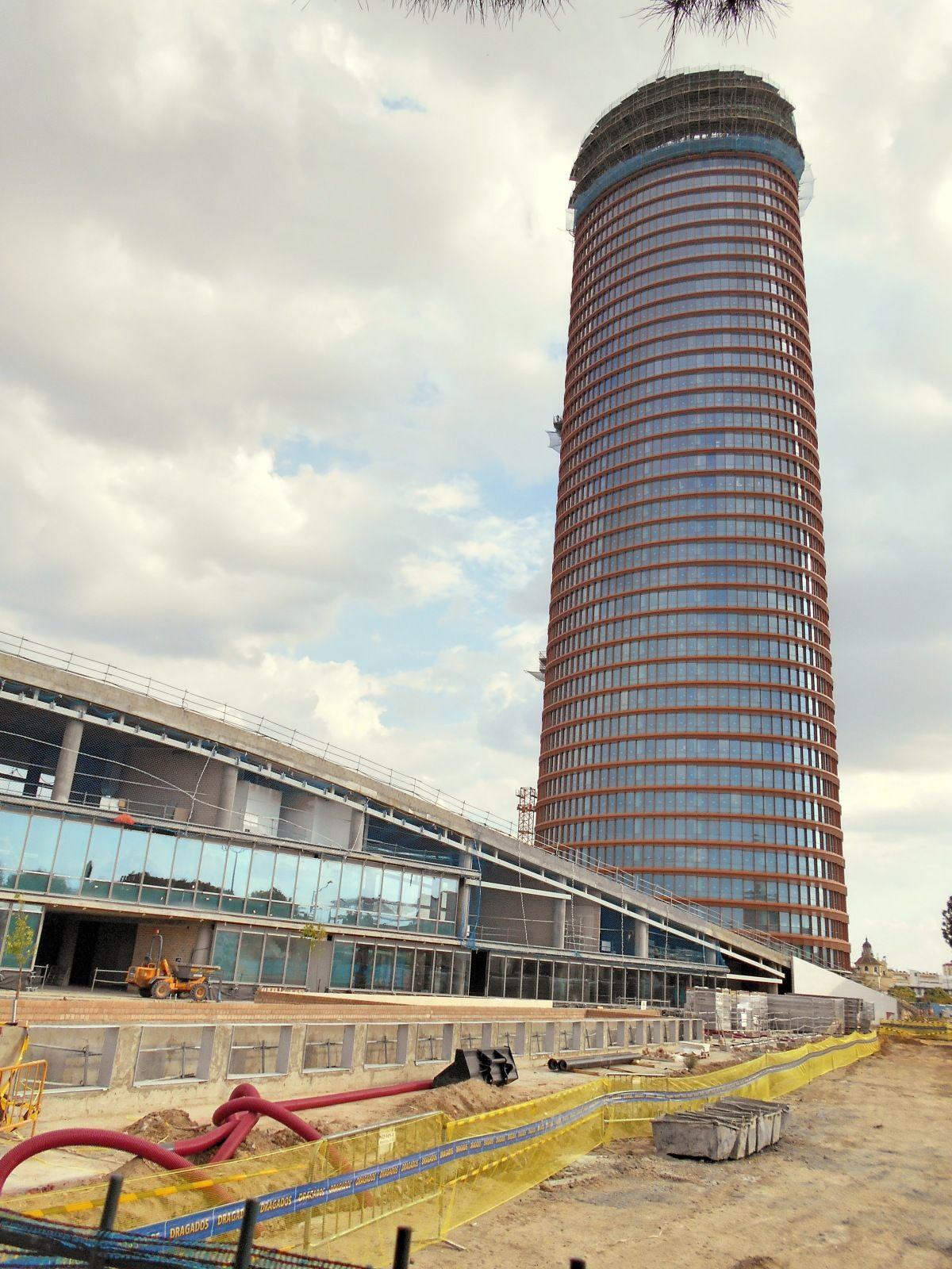 SEVILLA | Torre Cajasol | 180 m | 40 pl | En construcción - Página 308 - SkyscraperCity