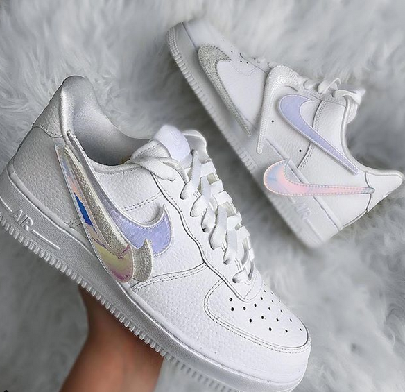 I love these shoes so much! | Nike air force, Nike air und