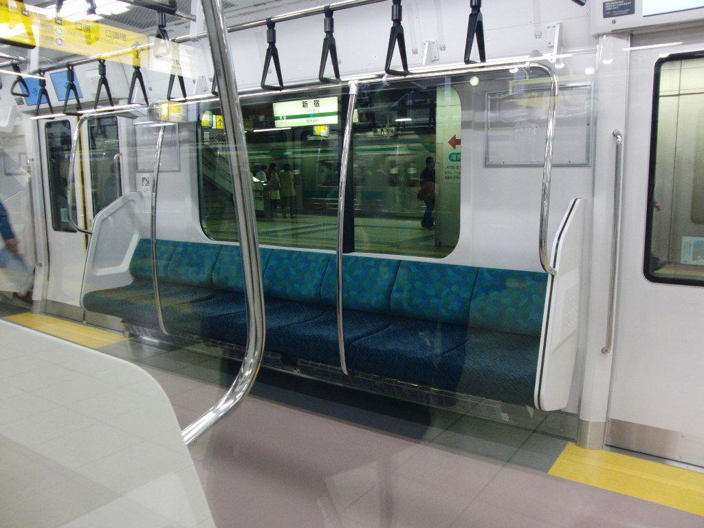 Saikyō Line (埼京線)