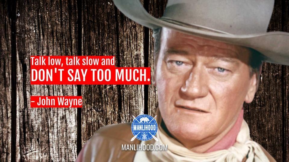 Free Download John Wayne Quotes Wallpaper Man Crush Monday John Wayne Quotes John Wayne Wallpaper Quotes