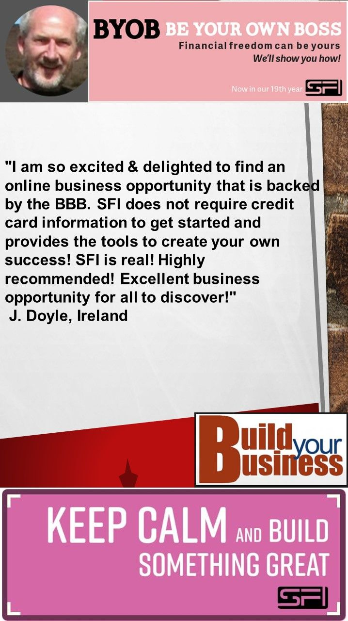 I am so excited delighted to find an online business opportunity i am so excited delighted to find an online business opportunity that is backed by the bbb sfi does not require credit card in colourmoves