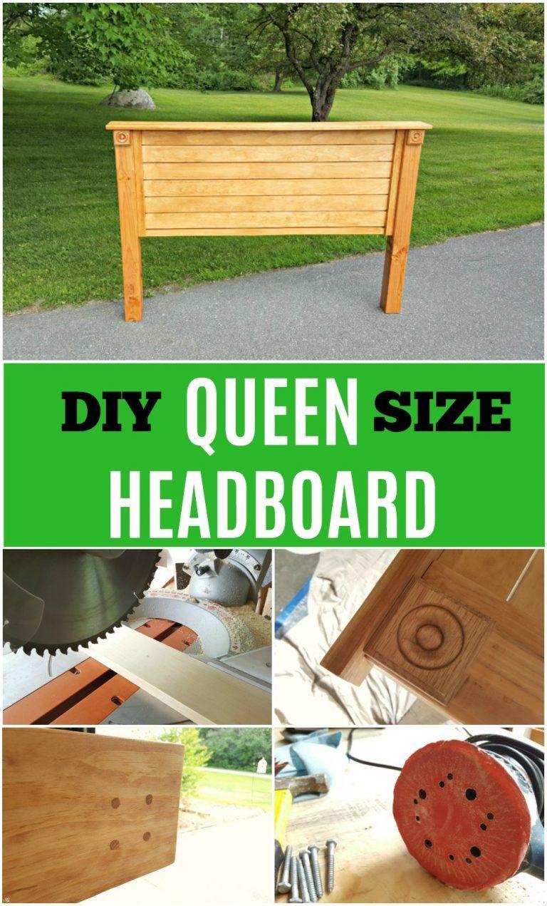 Diy queen size headboard how do you build a headboard it